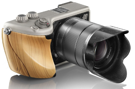 Looking to pimp your camera? Already done with Hasselblad's new Stellar