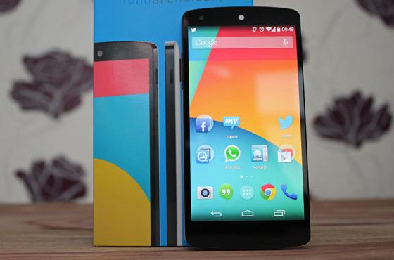 The Very Sexy Nexus 5: Reviewed!