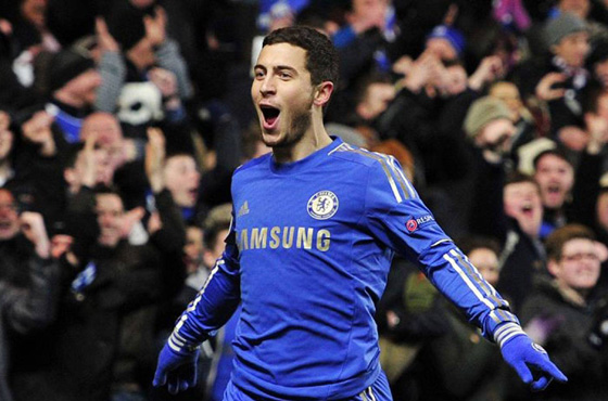 Hazard holds key to Chelsea's title challenge