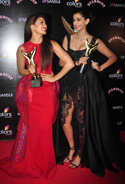 Bollywood's Dazzling Stardust Awards
