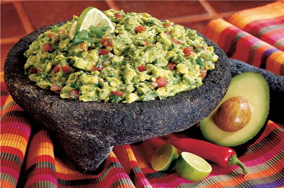 A Healthy Homemade Avocado Treat