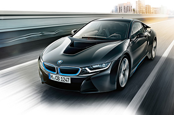BMW to Celebrate 100 Years with Hybrid 'i8s'