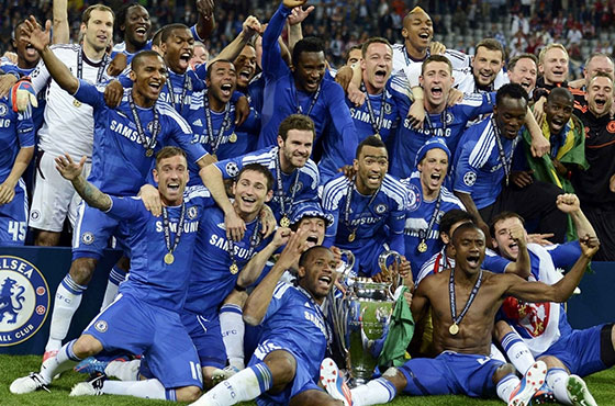 Mourinho's Chelsea Ready to Face 'the Sharks'