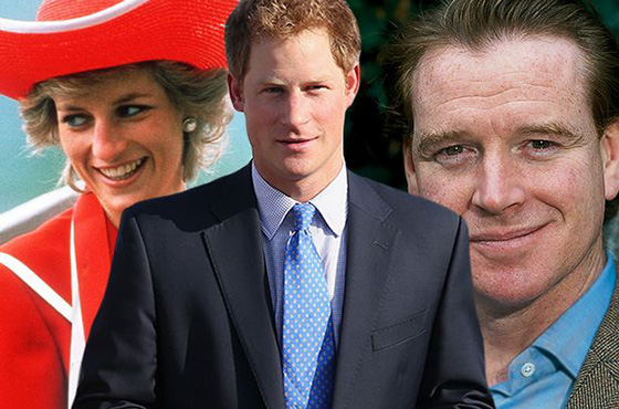 New Play Claims Prince Harry was Fathered by James Hewitt