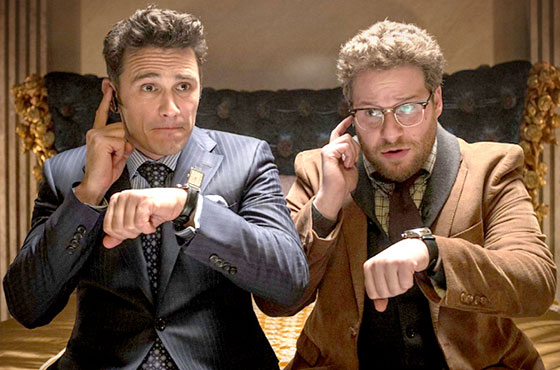 'The Interview' Dead in the Water… Or is it?