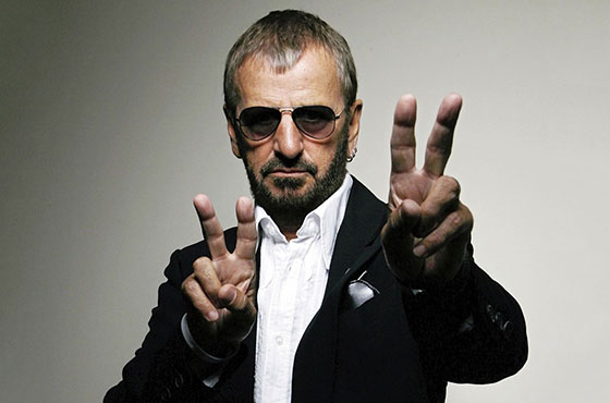 Ringo Starr Joins Fellow Beatles in Rock and Roll Hall of Fame
