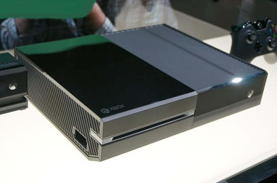 Xbox One's November Sales Overtake the PS4's