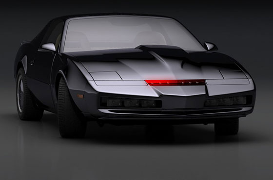 Five Things You Didn't Know About Knight Rider