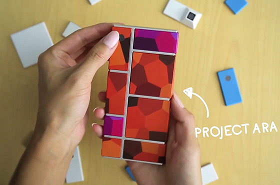 Google's Project Ara: Made Just For You