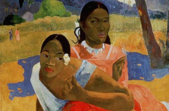 Qatar Pays $300 Million for Gauguin Masterpiece