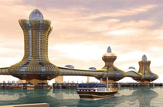 A Whole New World with Dubai's Aladdin City