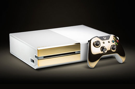 $1200 For This Blinged Out Xbox One From Colorware