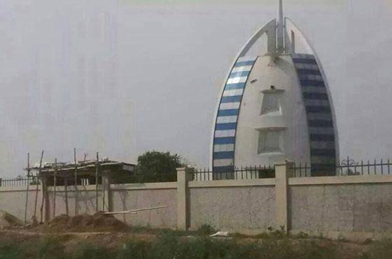 India Takes On Dubai with the 'Burj Ali'
