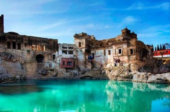 Restoration of the Katas Raj Temple strengthens Indo-Pak relations