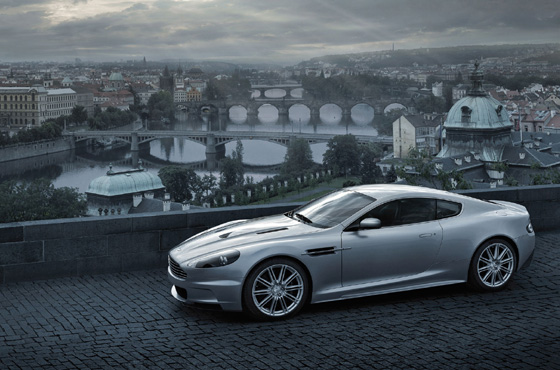 The ultimate Union between Aston Martin & Jaeger-LeCoultre