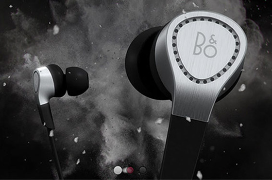 Rock on with the all-new BeoPlay H3 & H6 headphones