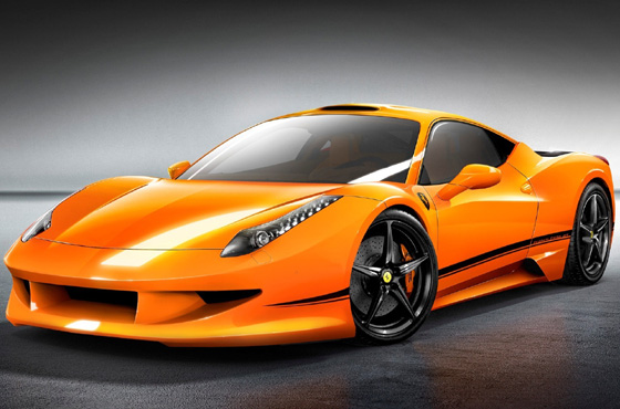 Ferrari brings to you its latest pimp mobile: The 2014 Ferrari 458 Italia