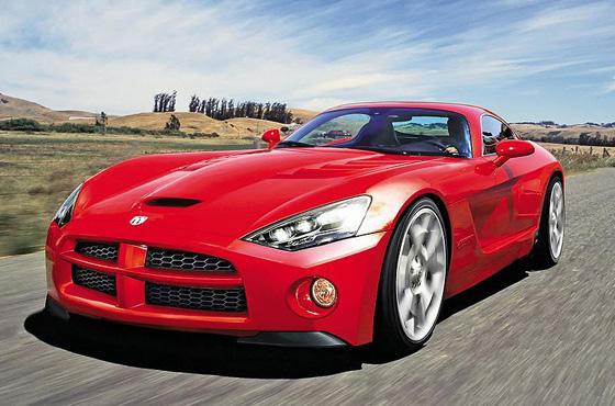 The all-new 2014 Dodge Viper: It's OK to stare!