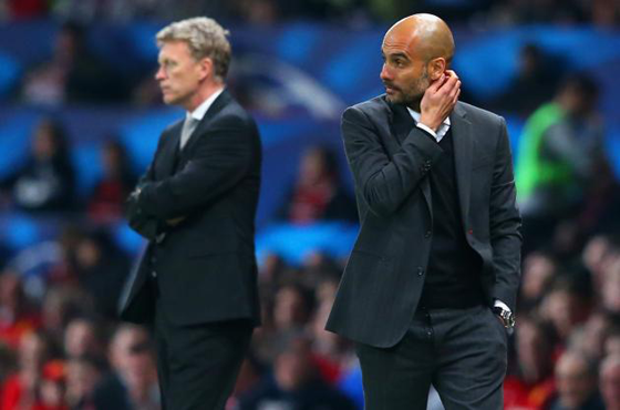Moyes' last hope: Can the Red Devils beat the European Champions?