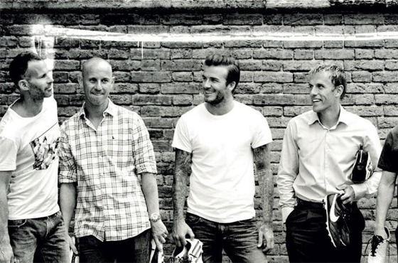 Class of 92 in bid for Manchester United takeover?