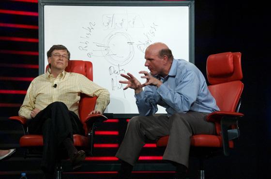 Ballmer overtakes Gates as Microsoft's largest shareholder