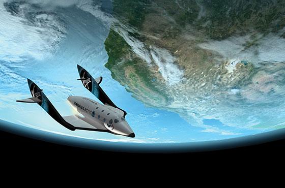 Virgin Galactic to Blast Off on Interstellar Mission