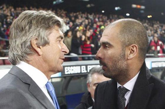 Pep Guardiola Set to Become Next Manchester City Boss?