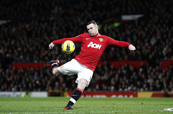 Wayne Rooney Embraces United Change