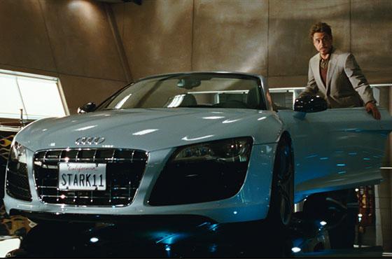 Audi Slowly Taking Over Hollywood