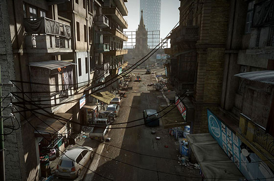 Karachi: The Perfect Setting for a New Grand Theft Auto