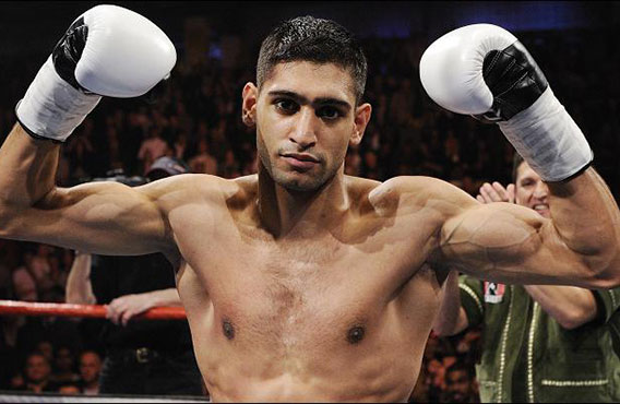 Amir Khan Looking to Take on Manny Pacquiao