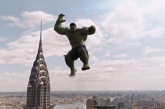 Mark Ruffalo Will Not be Headlining Hulk Film