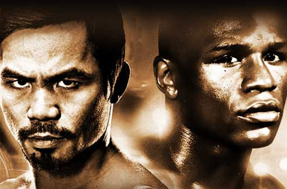 Tickets to the 'Fight of the Century' to Go on Sale Tonight