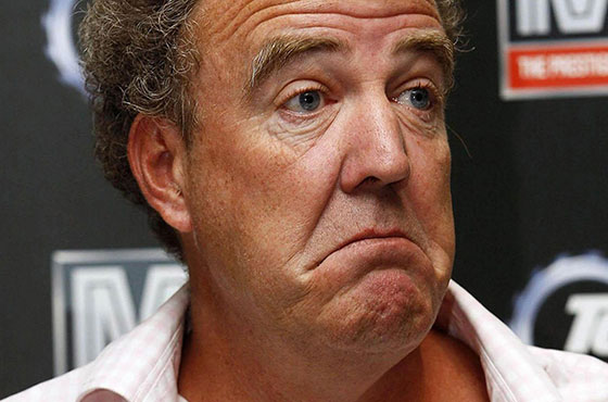 Jeremy Clarkson Headin' Over to the USA?