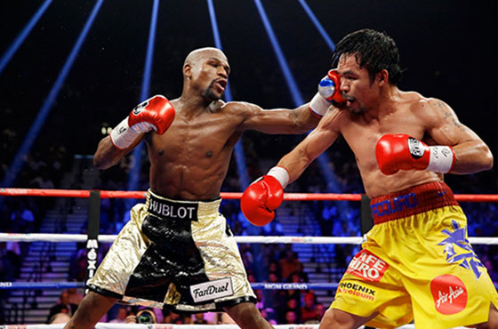 Can You Believe Mayweather Made 5M a Minute this Weekend?