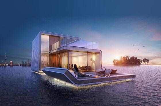 This Yacht-Submarine Hybrid is KickA**