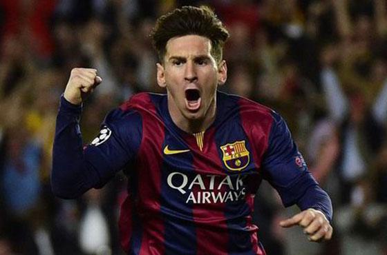 Lionel Messi Delivers Sweet Revenge on the Germans