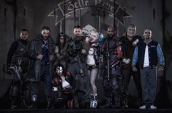 First Look at the Entire Suicide Squad Task Force